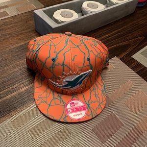 Brand new Miami Dolphins SnapBack hat